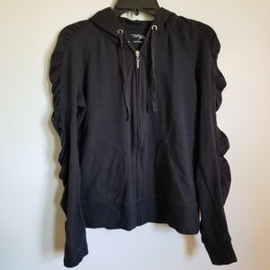 New York & Company Zip Up